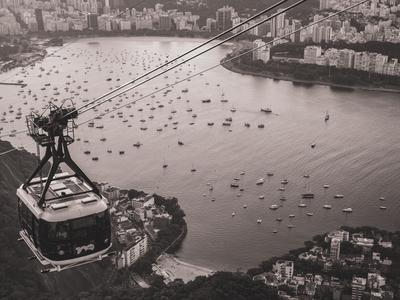 bondinho no Rio de Janeiro 2
