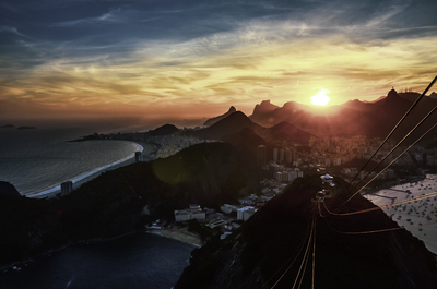 Entardecer Carioca 2