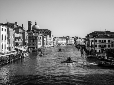 Italia em PB: Veneza 5
