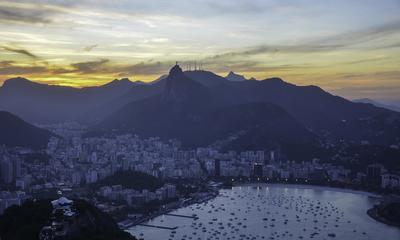 Entardecer Carioca 3