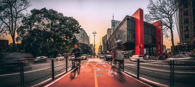 Série Panorâmica - Avenida Paulista