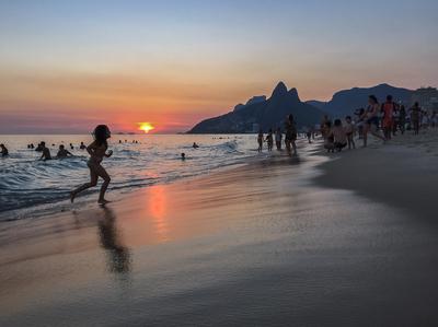 Garotinha de Ipanema