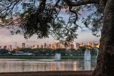 São Paulo em Moldura