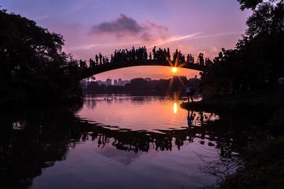 Ibirapuera Sunset 02