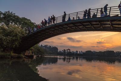 Ibirapuera Sunset 03