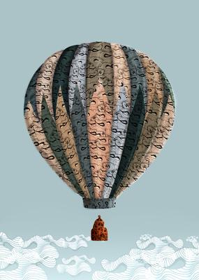 Balão em Luxor