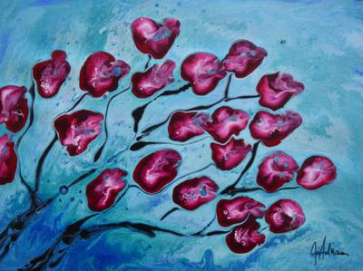 Flores imaginárias 4