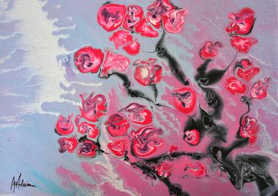 Flores imaginárias 1