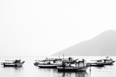 Barquinhos de pesca