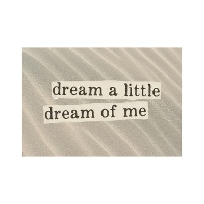 Mini artes - dream 2