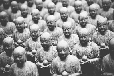 Pequenos Budas