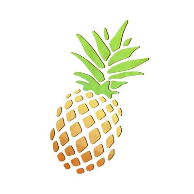 Mini artes - Frutas 4