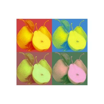 Mini artes - Frutas 10