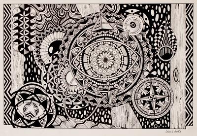 Paradoxos Doodles - Paradoxo 07