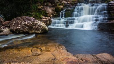 Cachoeira em Nova Friburgo