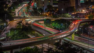 Luzes urbanas