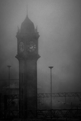 Torre do relógio de Paranapiacaba