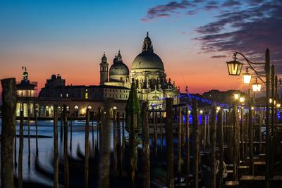 Fim de tarde em Veneza