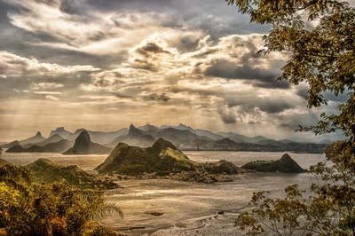 Rio e Niterói em perspectiva