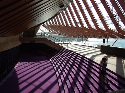 Interior Opera de Sydney