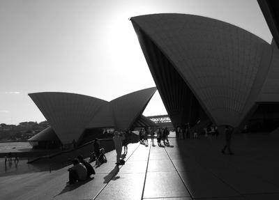 Perfil Opera house