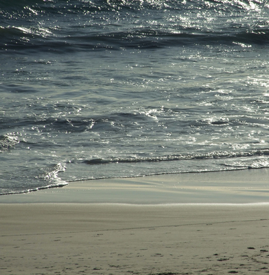 Movimento do mar