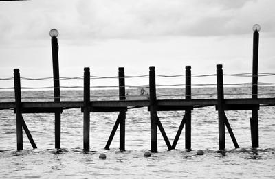 Linhas do pier