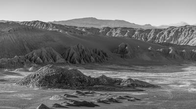 Martian Atacama