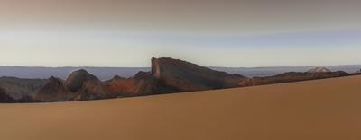 Sand, Rock and Sky