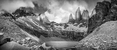 Torres Del Paine P&B
