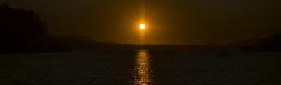 Simple Sunset