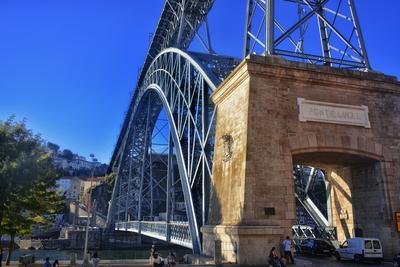 Ponte Luís I, Porto, Portugal 1