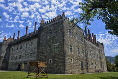 Palacio dos Duques de Bragança