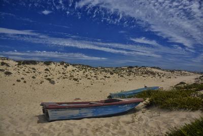 Canoa Azul