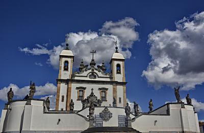 Basilica do Senhor Jesus de Congonhas
