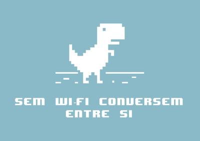 Sem Wi-fi