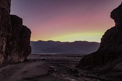 Colorido do deserto