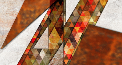 Abstrato Bronze - Metais 71