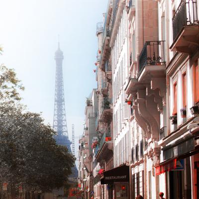 Torre de Paris - Lugares que inspiram