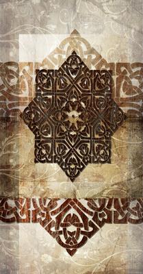 Abstrato Arabesco - Income 03