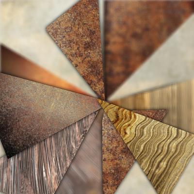 Abstrato Triângulos - Titan 01