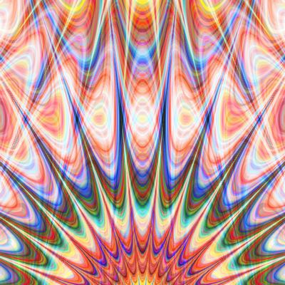 Abstrato Colorido - Salurossi 2