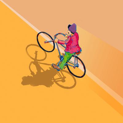 Sou ciclista