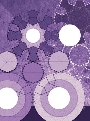 Heliográfico geométrico