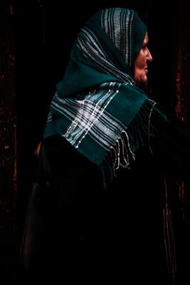 Senhora Muçulmana